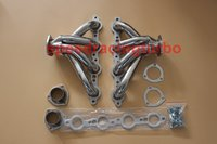 Exhaust Header FOR FIT Super Competition Block Hugger Steel FOR FIT Chevy Small FIT LS1 header