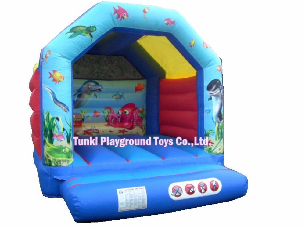 kids commercial inflatable font b bouncer b font inflatable castle made of strongest 0 55mm pvc