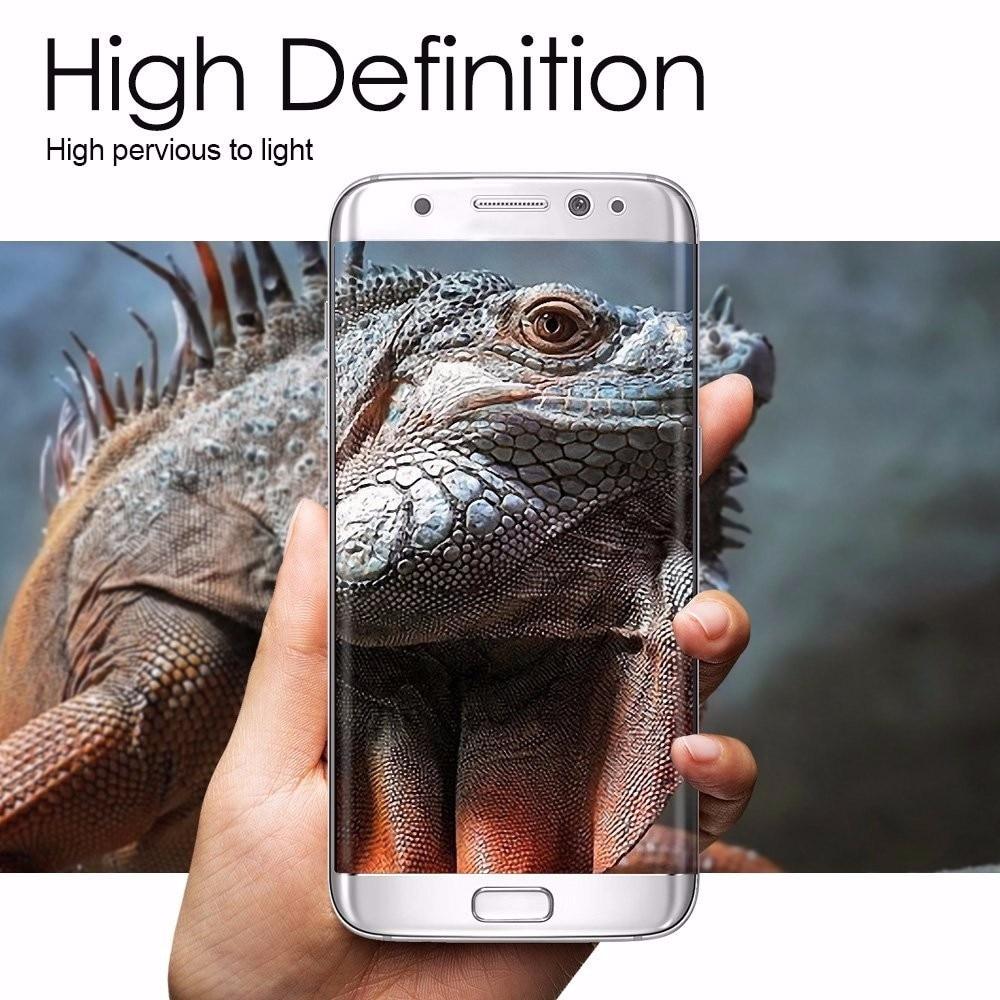 Samsung Galaxy Note 8 9 S8 S9 Plus S7 S6 kənarında ekran qoruyucu - Cib telefonu aksesuarları və hissələri - Fotoqrafiya 6