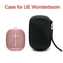 Maravilha Boom Carry Protective Carrying Case Capa Para A UE de Viagem Bolsa À Prova de Choque À Prova D' Água Sem Fio Bluetooth Speaker