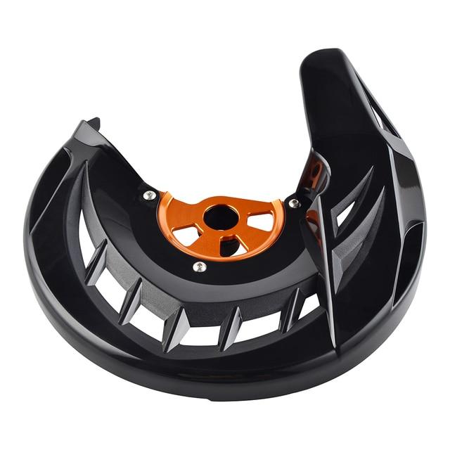 Protecteur de disque pour frein X avant | Pour KTM Husaberg FE/FS/FX 250/350/390/450/501/570 2009-2014 #7800906110030