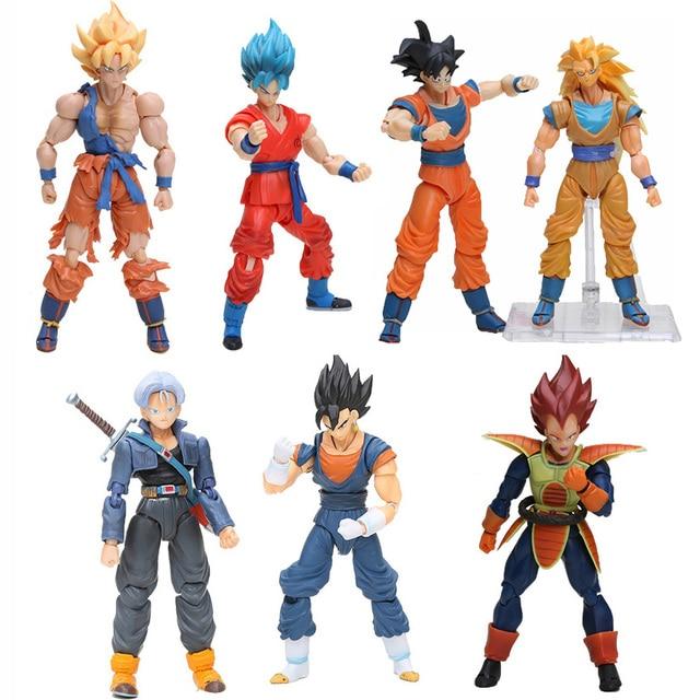 Cm Son Boule Z Gokou 16 Goku Shfiguarts Végétto Dragon k8nwXN0OP