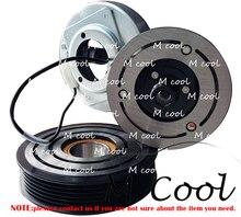Brand New Car AC Compressor For MAZDA 3 1.6 2000-2009 6PK 12V H12A1AG4DY BP4K61K00 BP4K61K00A BP4K61K00B