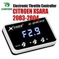 Auto Elektronische Drossel Controller Racing Gaspedal Potent Booster Für CITROEN XSARA 2003-2004 Tuning Teile Zubehör