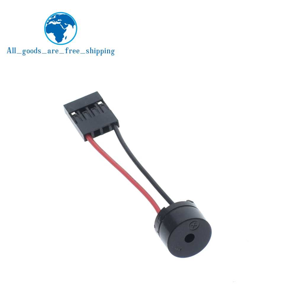 Mini Plug Speaker For PC Interanal BIOS Computer Motherboard Mini Onboard Case Buzzer Board Beep Alarm NEW