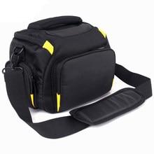DSLR Camera Bag Waterproof Case For Canon Camera Backpack Nikon D90 Bag  Sony Alpha A7M3 A7 II III A7R III A99 A77 A7 A9 A7S2 A58 7c419418c72ee