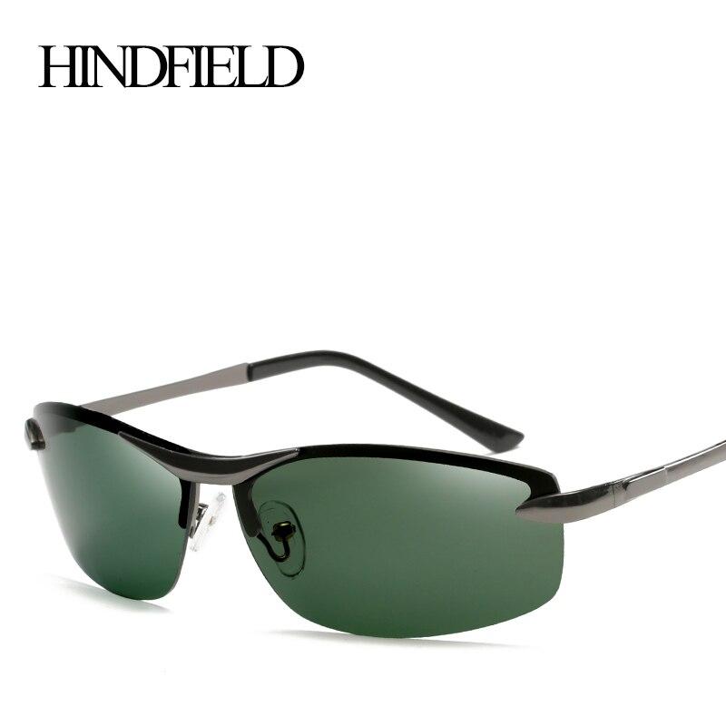 fcab8a927a3de HINDFIELD ashion Esporte Polarizada Óculos De Sol Dos Homens de Pesca Óculos  Para Homens óculos de Sol Oculos de sol Feminino Gafas de sol Sunglas ...
