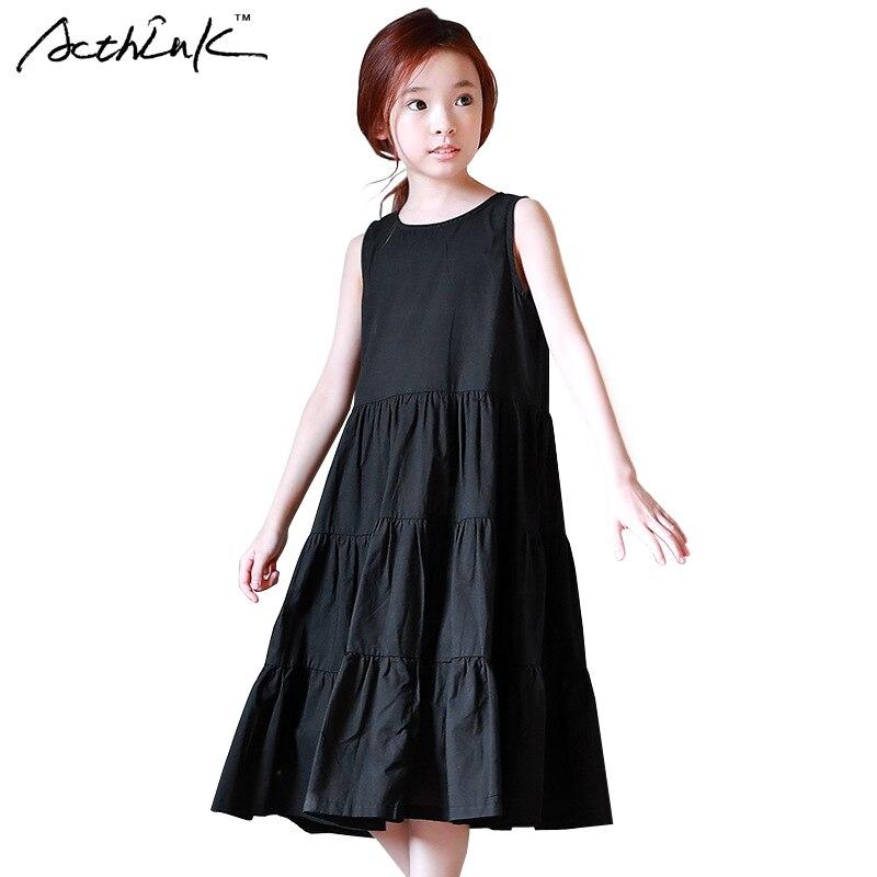 Kids Black Dresses Promotion-Shop for Promotional Kids Black ...