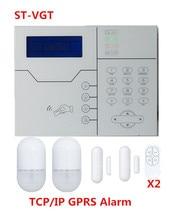 DIY Alarm French Voice Wireless TCP IP Alarm System GSM Home Alarm System Burglar Security Smart