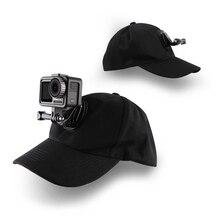 DJI Osmo Action DJI Osmo Pocket Camera Handheld Gimbal Holder Light Mount Clip Travel Climbing Biking Hat for Insta360 One X osmo action accessories for dji osmo action camera adapter switch plate osmo mobile 2 1 handheld gimbal mount bracket clip