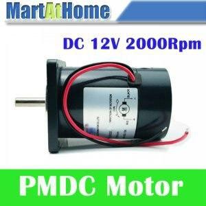 New Pmdc Motor Dc 12v 2000rpm Sm344 Sd In Dc Motor From