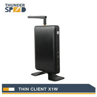 TS600W With 3 USB Port And Wireless Wifi Mini Net Computer Thin Client PC Satation Network