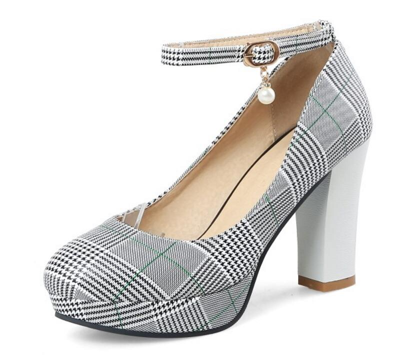 zapatos mujer office ladies crystal summer sandals women chunky high heels platform pumps woman wedding shoes chaussure F180022 cdts 35 45 46 summer zapatos mujer peep toe sandals 15cm thin high heels flowers crystal platform sexy woman shoes wedding pumps