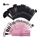 VANDER 32pcs Makeup Brush Sets Professional Cosmetics Brushes Set Kit + Pouch Bag Case Woman Make Up Tools Pincel Maquiagem