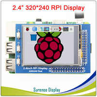 2,4/2,8 zoll 320*240 Touch Panel TFT LCD Modul Display für Raspberry Pi GPIO Eingang