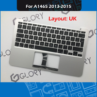 2013 2014 2015 Year Topcase with UK keyboard For Macbook Air 11.6 A1465 Top Case Palmrest EMC 2631 2924