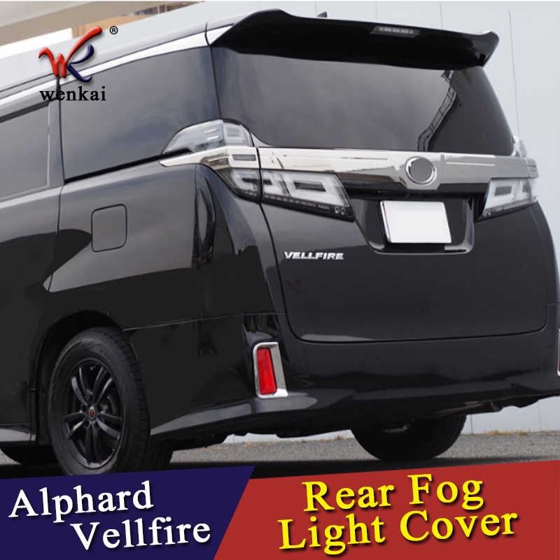 Car Accessories Styling For Toyota Alphard Vellfire 30