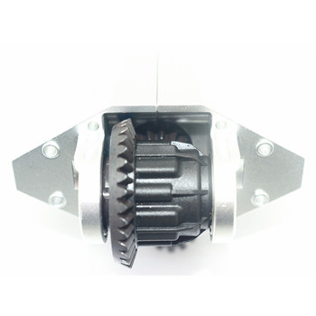 Rear Diff Ring & Pinion Gear HD For Traxxas 1/7 UDR1200S Unlimited Desert RC Car Parts inside rear gearbox image
