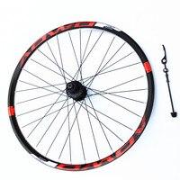 A Pcs Disc Brakes Mountain Bike Wheels 26 27 5 29 32HolesMTB Six Hole Center Lock