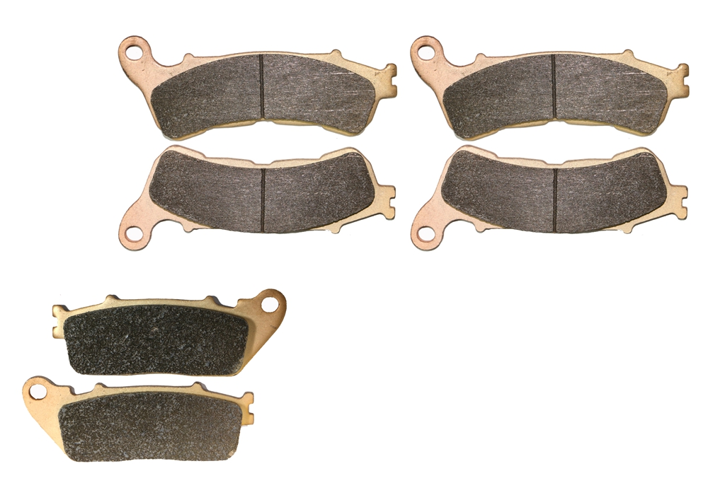 Brake Disks Brake Shoe Pads Set For Honda Cb1000 Cb1000ra Cb 1000 Ra9 Raa Abs Model 2009 2010 2011 2012 2013 2014 2015 By Scientific Process