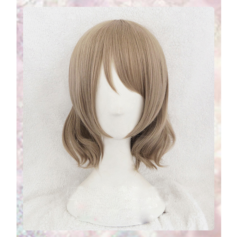 You Watanabe Cosplay Wig Love Live! Sunshine!! Costume Play Wigs Halloween Costumes Hair + Wig Cap