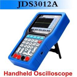 Nowe produkty JDS3012A Handheld oscyloskop 250 MSa/s multimetr cyfrowy oscyloskop z jednym rękawem częstotliwość próbkowania