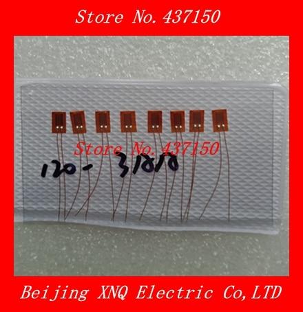 100pcs BF120 3AA 120 3AA Precision resistive strain gauge strain gauge for the pressure sensor Load