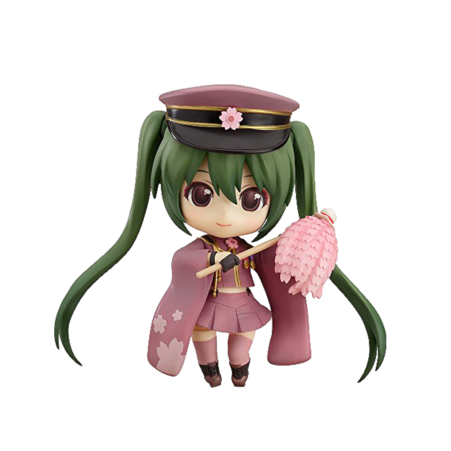Chanycore GSC Nendoroid #480 Senbonzakura ver Hatsune Miku Sakura Miku Cherry blossoms ver PVC Action Figure Model Toy 10cm 4'' hatsune miku nendoroid black rock shooter klinge miku pvc action figure anim q version of the 3 educational toys