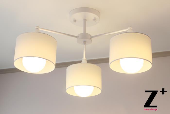 High quality modern lights ceiling lamp korea design made of
