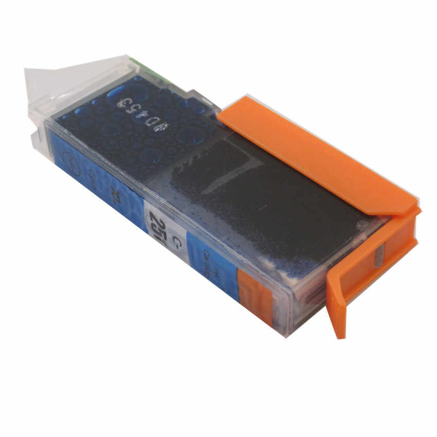 PGI-450 Pgi 450 Cli 451 Compatibele Inkt Cartridge Voor Canon Pixma MG5440 MG5540 MG5640 MG6440 Ip7240 MX924 IX6540 IX6840 Printer