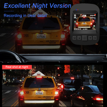 Junsun WiFi Car DVRS 4K 2160P Ultra HD Recorder Dash Cam Dashcam Parking Monitor Night Vision Novatek 96660 Video Surveillance