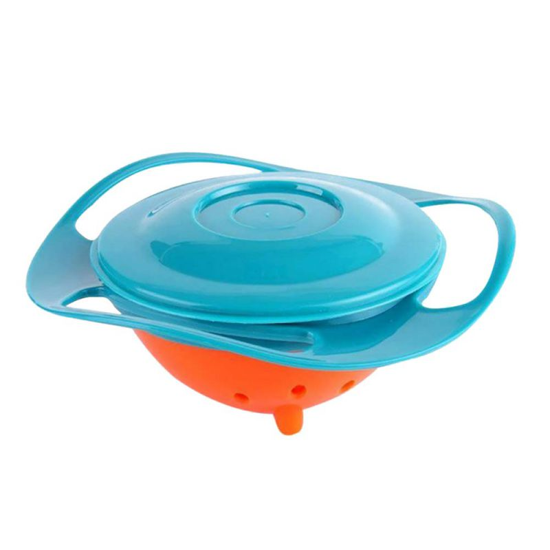 ROTATING SPILL PROOF BABY BOWL 2