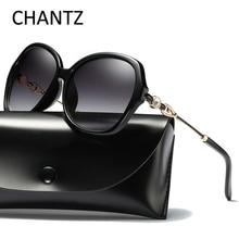 Роскошные Брендовые женские модные поляризационные солнцезащитные очки больших размеров, повседневные солнцезащитные очки, женские солнцезащитные очки для вождения, UV400, Gafas De Sol Mujer 420