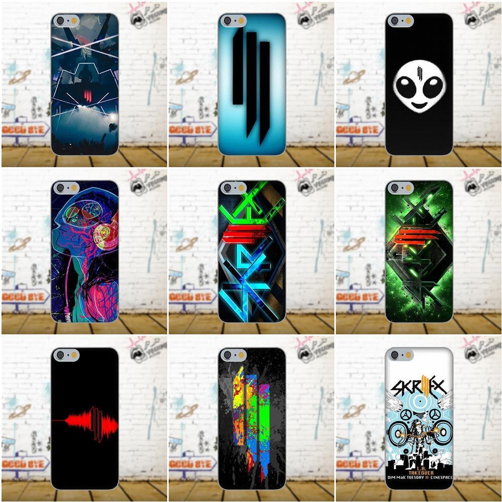 Oedmeb Skrillex Alien Head Design For Apple iPhone X 4 4S 5 5C 5S SE 6 6S 7 8 Plus For LG G3 G4 G5 G6 K4 K7 K8 K10 V10 V20