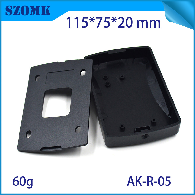 Image 3 - 4 pcs, 115*75*20mm RFID plastic electronic housing card reader device enclosure access control plastic box electronics enclosure-in Connectors from Lights & Lighting