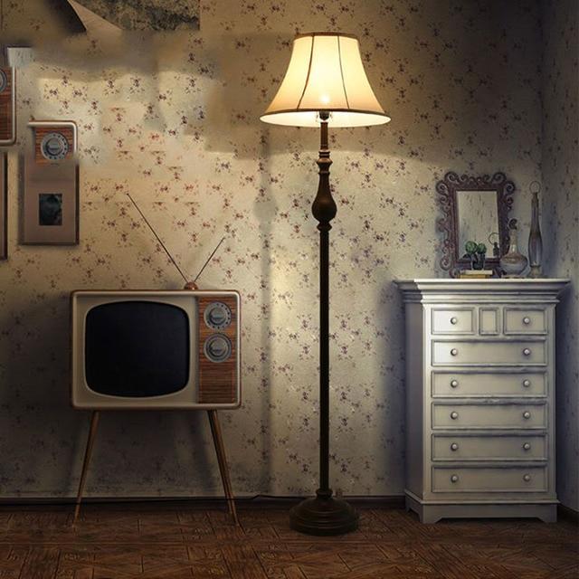 Nuove Lampade da Terra Vintage Lussuosa Camera Da Letto Design Ha ...