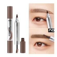 Novo Brow Artist 2 In 1 Eyebrow Set Liquid Pen + Mascara Tattoo Tint Waterproof