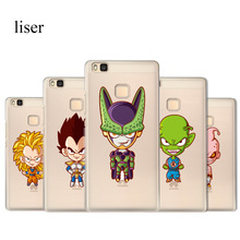 цены Dragon Ball Cases for Huawei Mate 10 lite Case P10 lite Cases For Huawei P8 lite P9 P10 P Smart Mate 9 Mate 10 Pro Nove 2 Cover