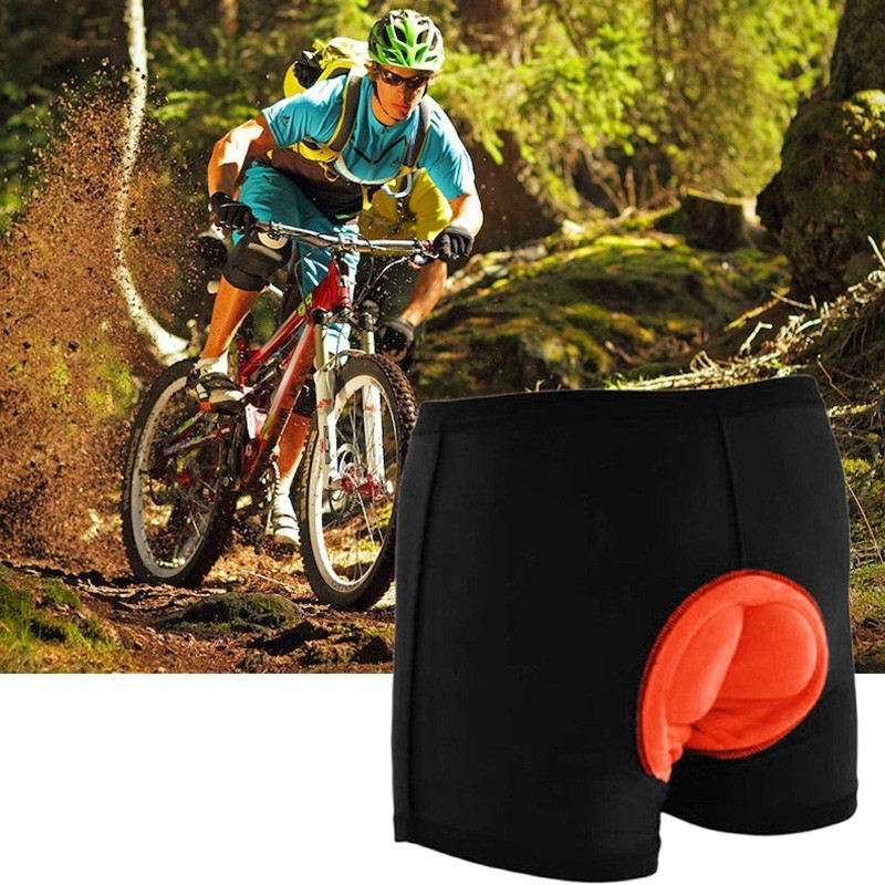 9d0ac2d1567 Aliexpress.com   Buy 2017 Men Outdoor Sports Cycling Underwear 3D Padded  Bike Bicycle Shorts Base Under Clothes Color Black Size S 3XL from Reliable  cycling ...