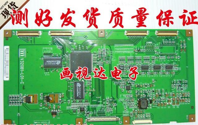 Lc32k5 original placa lógica v320b1-c v320b1-l01-c v320b1-c01