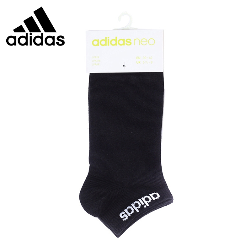 Original New Arrival 2017 Adidas NEO Label Q3 BS 1P PD SOX Unisex Sports Socks 1pair