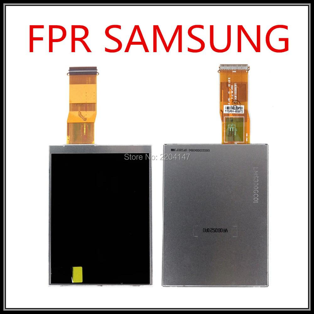 Free Shipping New LCD Display Screen For Samsung Digimax i85 i 85 Digital Camera Repair Part With Backlight