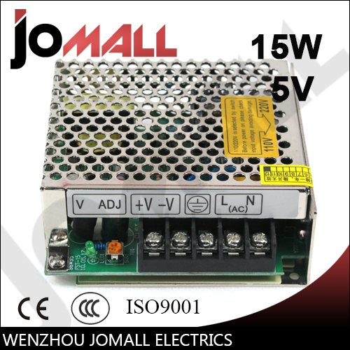 15w 5v 3a Single Output switching power supply