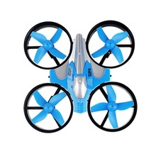 Mini Four-axis Aircraft One-button Return to Headless Mode Small Remote Control Aircraft Children's toys RC Drone Helicopter