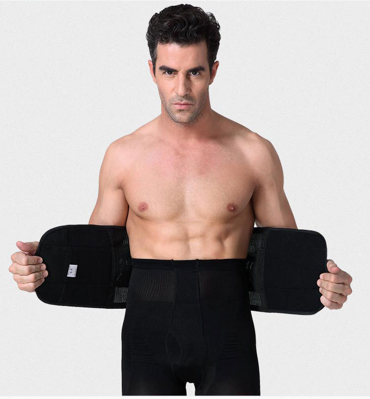 Cn Herb Mens Slimming Body Shaper men 39 s Waist Belly Shaper Belt slimming Shapers Slimming Corset For Men in Slimming Product from Beauty amp Health