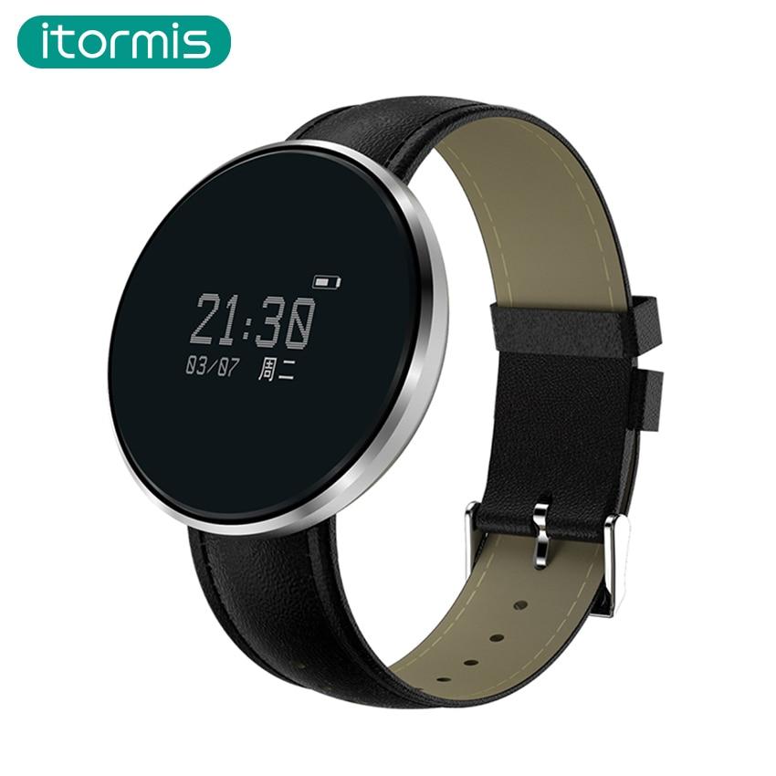 itormis B35 Smart Bracelet Watch PK mi band 2 OLED Touch Screen Blood Pressure Heart Rate