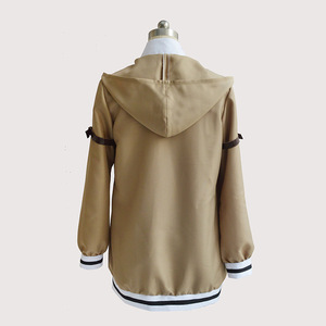 Image 4 - Steins gate przebranie na karnawał japońskie anime Cosplay Makise Kurisu Cosplay kurtka płaszcz garnitury jednolite