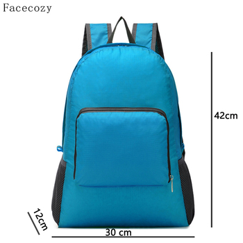 Facecozy Outdoor Couples Camping&Mountaineering Backpack Bag Women&Men Sport Trekking& Hiking Ultra-light Tourist Backpacks 2