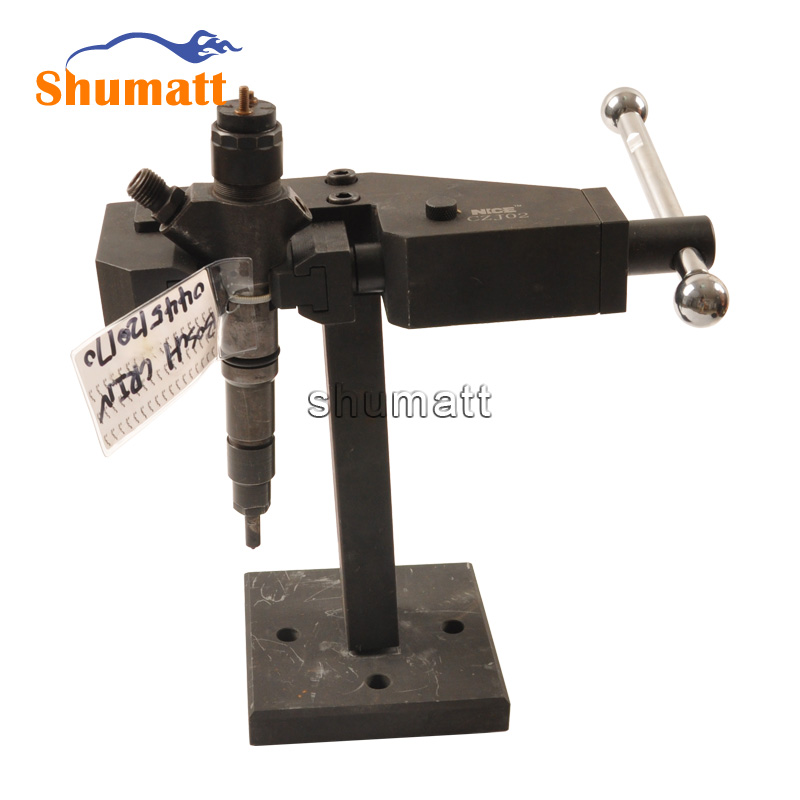 SHUMAT New Universal Diesel Common Rail Fuel Injectors Removable Rack Vise Assembling Disassembly Stands Holder Repair