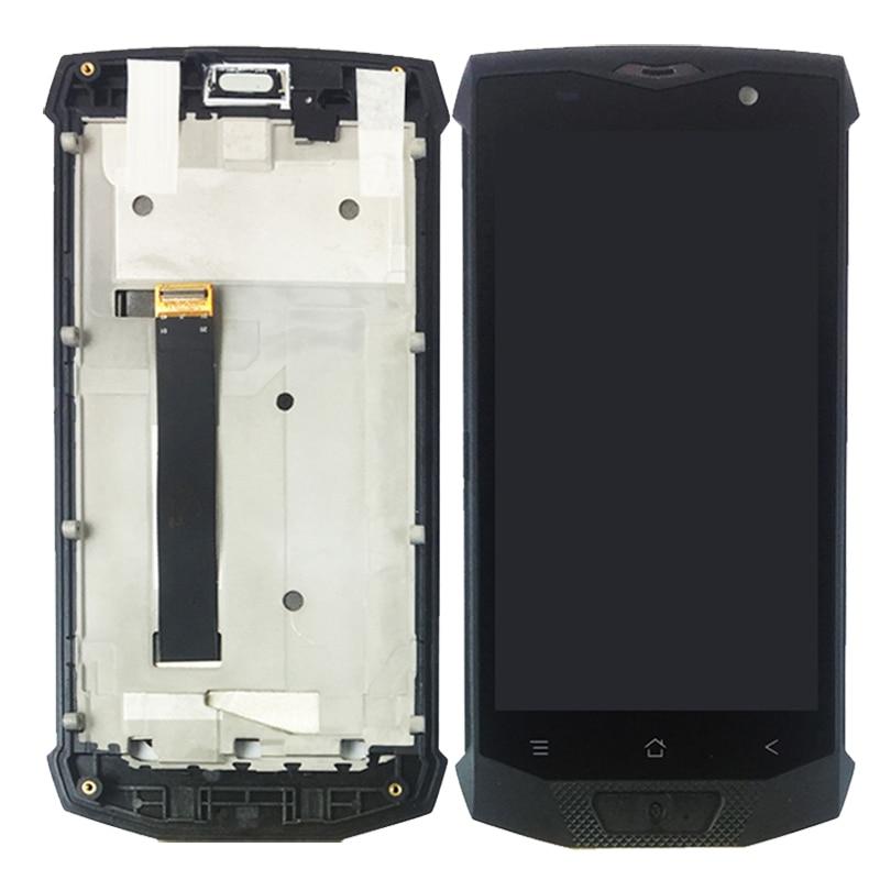 Image 5 - 100% тестирование для Blackview BV8000 BV8000 Pro ЖК дисплей + сенсорный экран с рамкой планшета компоненты + Бесплатная доставка-in ЖК-экраны для мобильного телефона from Мобильные телефоны и телекоммуникации